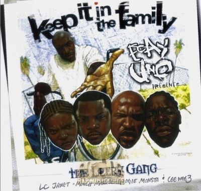 Ecay Uno - Keep It In The Family