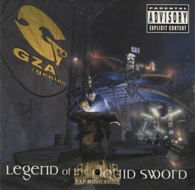 GZA - Legend Of The Liquid Sword