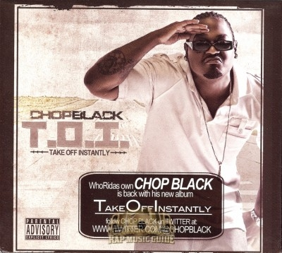Chop Black - Take Off Instantly