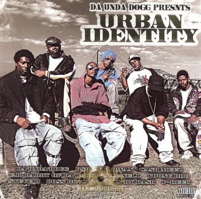 Coolio Da' Unda' Dogg Presents - Urban Identity