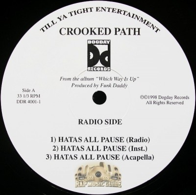 Crooked Path - Hatas All Pause
