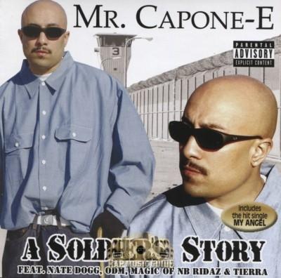 Mr. Capone-E - A Soldier's Story