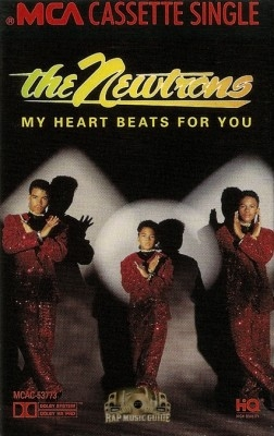 The Newtrons - My Heart Beats For You