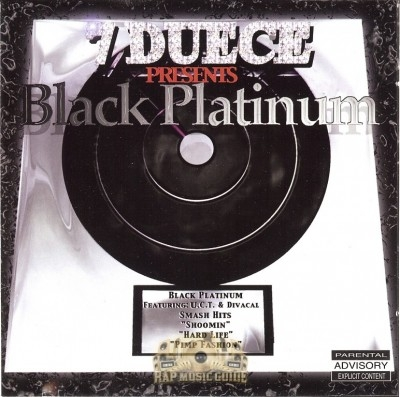 7 Duece - Black Platinum