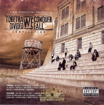R.W.R. Productions Presents - Togetha We Conquer - Divided We Fall