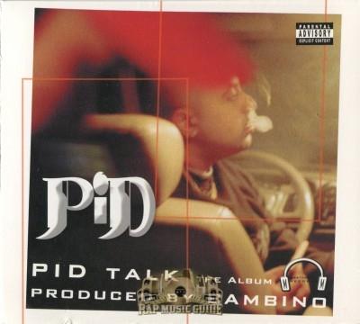PiD - PiD Talk The Album