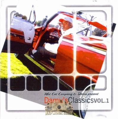 Damu - Damu's Unreleased Classics Vol. 1
