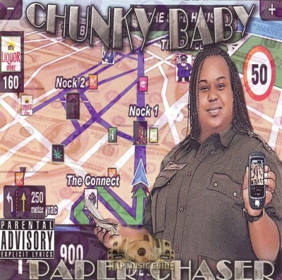 Chunky Baby - Paper Chaser