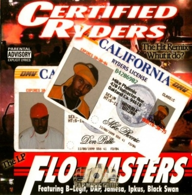 Certified Ryders - Flo Masters