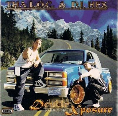 Tha L.O.C. & D.J. Hex - Double X-Posure