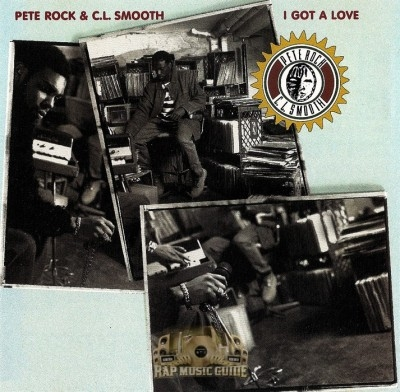 Pete Rock & C.L. Smooth - I Got Love