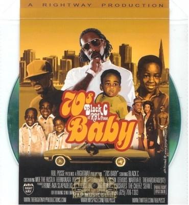 Black C - 70's Baby EP