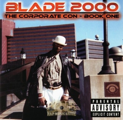 Blade 2000 - The Corporate Don Book One