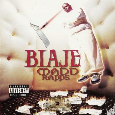 Biaje - Madd Rapps