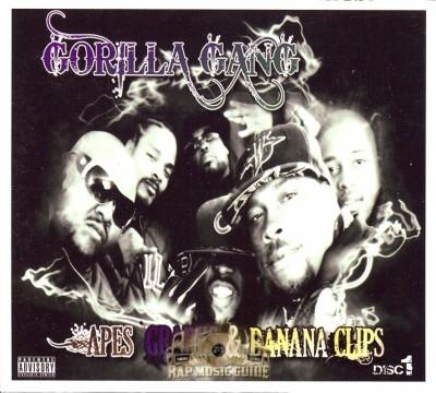 Gorilla Gang - Apes, Grapes & Banana Clips