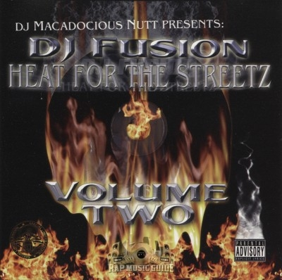 DJ Fusion - Heat For The Streetz Volume Two