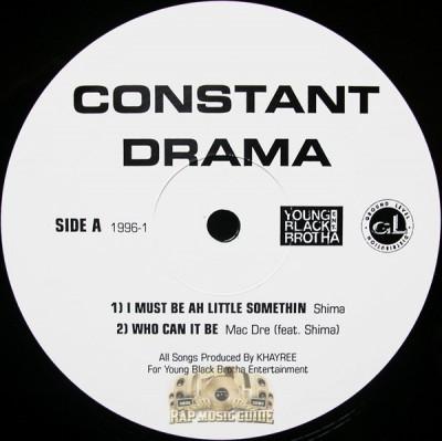 Constant Drama - Constant Drama EP