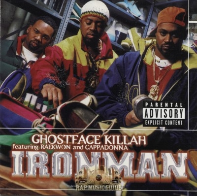 Ghostface Killah, Raekwon & Cappadonna - Ironman