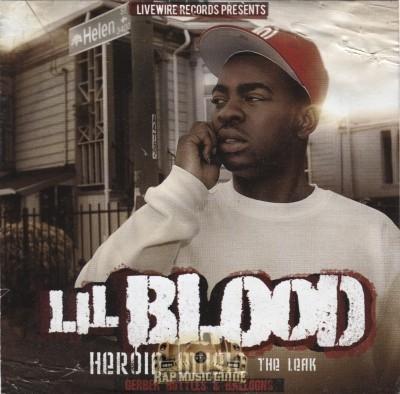 Lil Blood - Heron Music: Gerber Bottles & Balloons The Leak