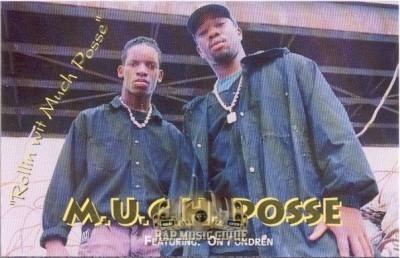 M.U.C.H. Posse - Rollin Wit Much Posse