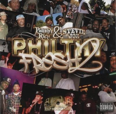 Philthy Rich & Stevie Joe - Philthy Fresh 2