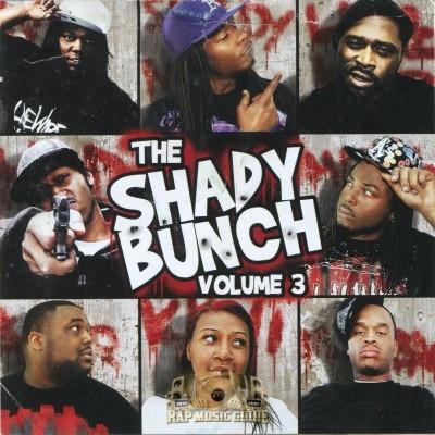 Shady Nate Presents - The Shady Bunch Volume 3
