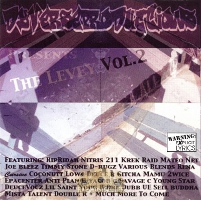 Dy-Verse Productions Presents - The Levey Vol. 2