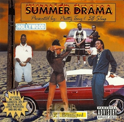 Pretty Tony & 38 Slug - Summer Drama
