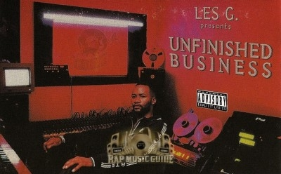 Les G. - Unfinished Business