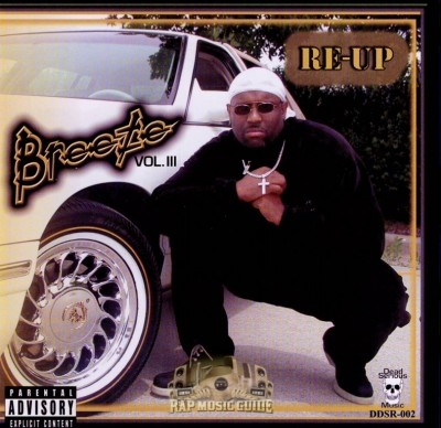 Breeze - Vol. III Re-Up