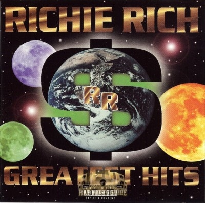 Richie Rich - Greatest Hits