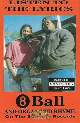 8Ball & MJG - Listen To The Lyrics