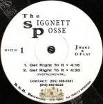 Siggnett Posse - Get Right To It
