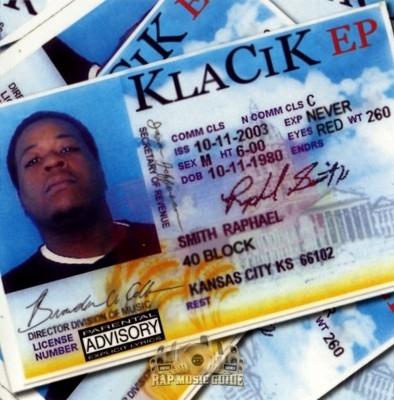 KlaCiK - KlaCik EP