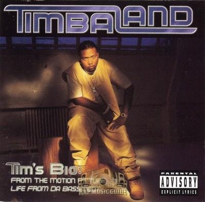 Timbaland - Tim's Bio: