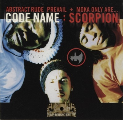 Abstract Rude, Prevail + Moka Only - Code Name: Scorpion