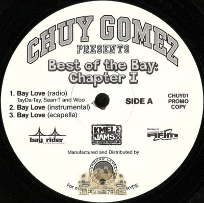 Chuy Gomez - Best of the Bay: Chapter I