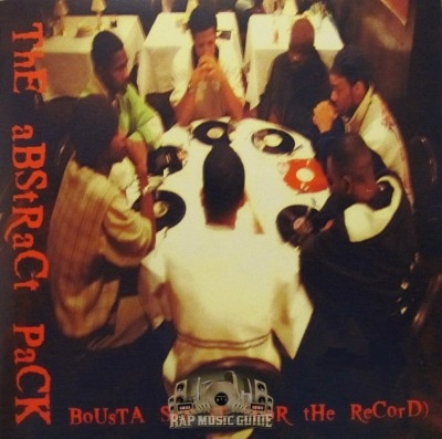 The Abstract Pack - Bousta Set It (For The Record)