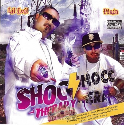 Lil Evil, Plain - Shock Therapy The Mixtape