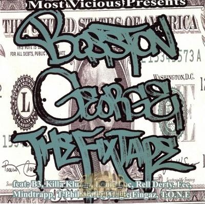 Bosston George - The Fixtape