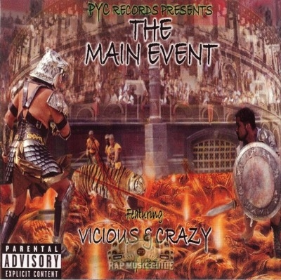 Vicious & Crazy - The Main Event