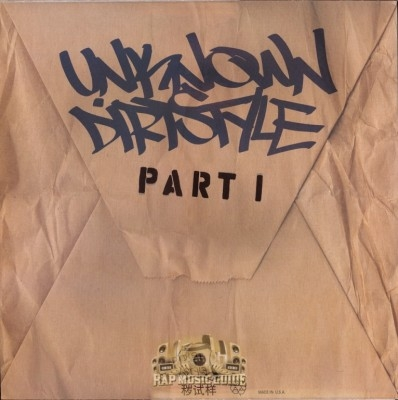 Unknown Dirtstyle - Part 1