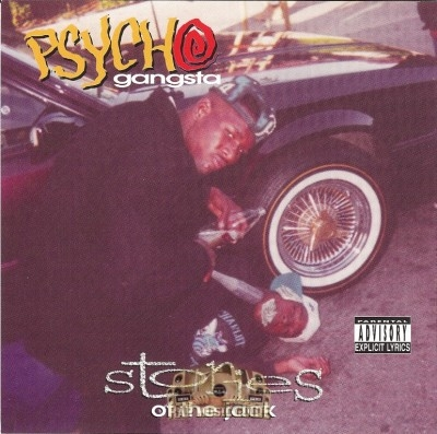 Psycho Gangsta - Stories Of The Jack
