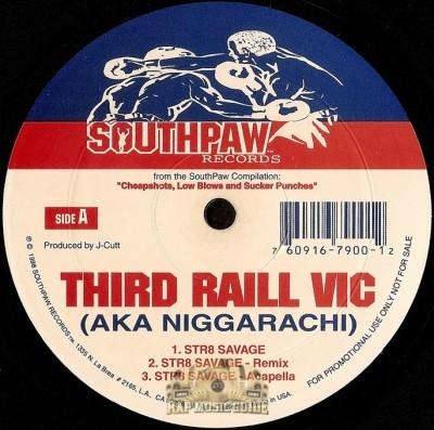 Third Raill Vic - Str8 Savage