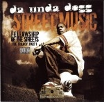 Coolio Da' Unda' Dogg - Street Music: Fellowship Of The Streets