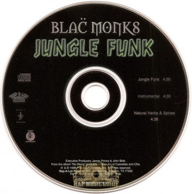 Blac Monks - Jungle Funk