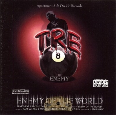 Tre-8 - Enemy Of The World