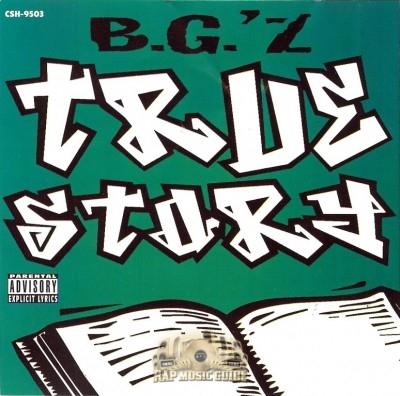 B.G.'z - True Story