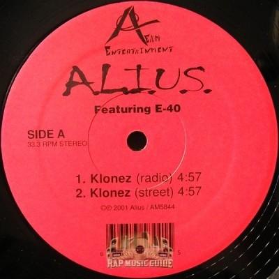 A.L.I.U.S. - Klonez