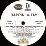 Rappin' 4-Tay - 4 Tha Hard Way EP